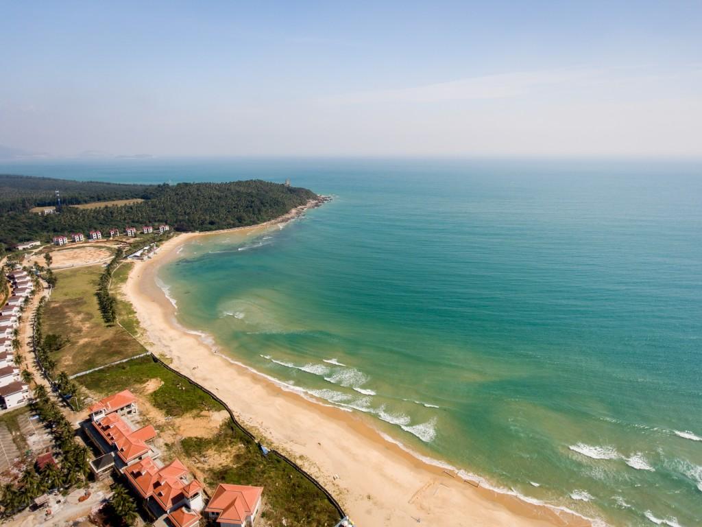 El paraíso del sur de China – Riyue Bay. Foto: ISA / Sean Evans