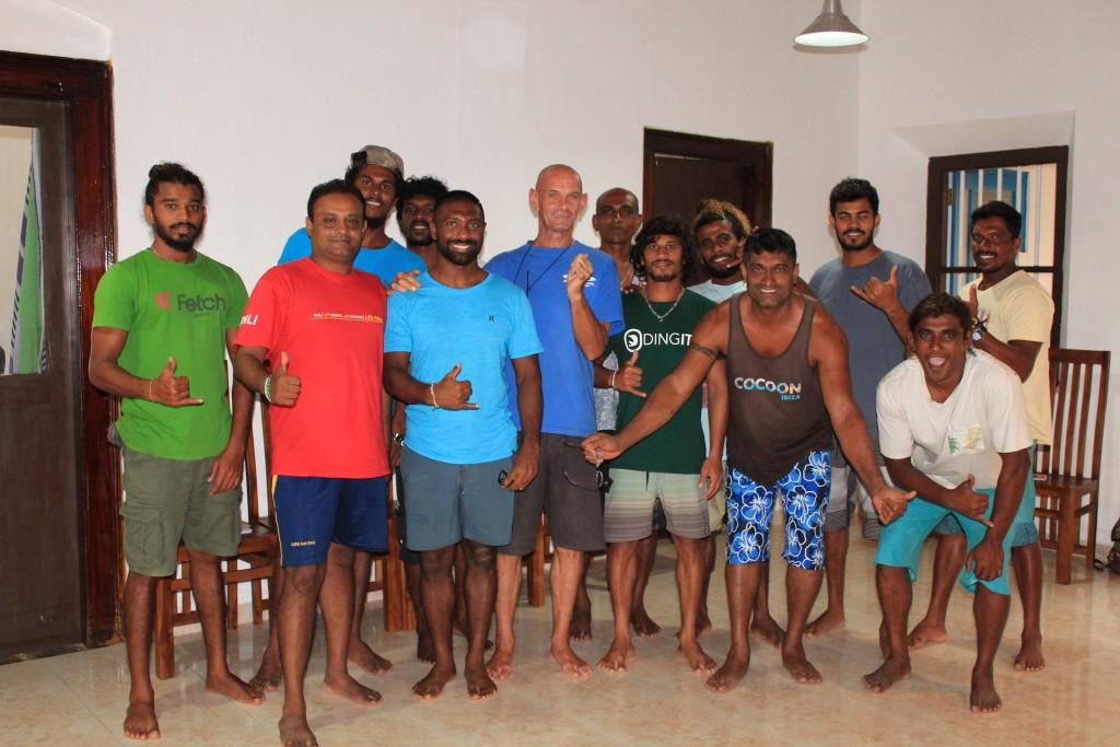 South Sri Lanka Workshop