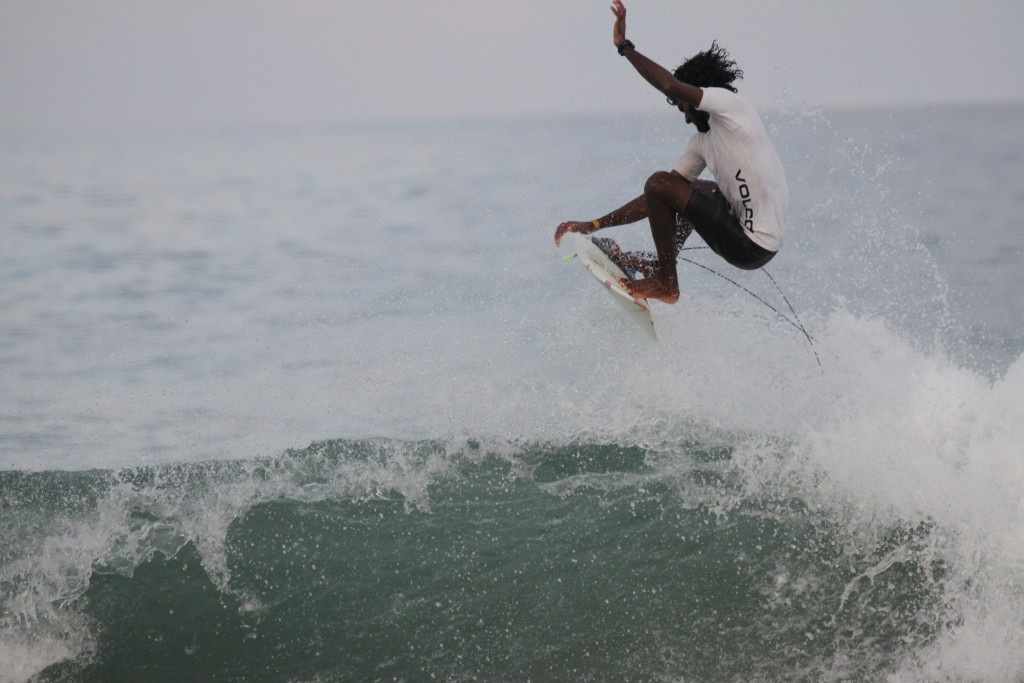 Surfer Lesitha