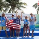 Thumbnail Con Tres Medallas Individuales, el Equipo de EEUU Gana el 2018 ISA World Longboard Surfing Championship