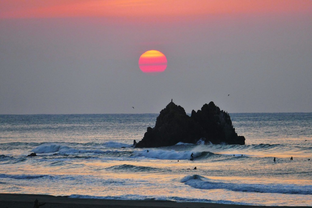 Long Beach in Tahara, Japan will be the site of this year's event. Photo: Tahara LOC