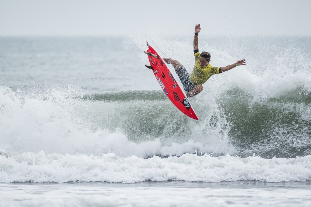 Joh Azuchi returns to represent Japan on their quest for a team Gold Medal. Photo: ISA / Ben Reed