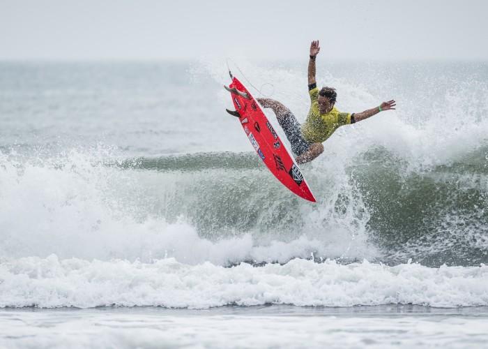 Joh Azuchi regresa a representar a Japón en su búsqueda de la Medalla de Oro. Foto: ISA / Ben Reed