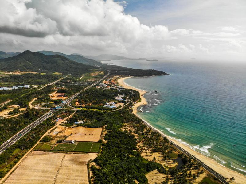 Riyue Bay, listo para dar comienzo al 2018 WSUPPC el 23 de noviembre. Foto: ISA / Sean Evans