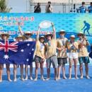 Thumbnail Australia Continua con su Reinado en el SUP y Paddleboard con su Sexta Medalla de Oro por Equipos