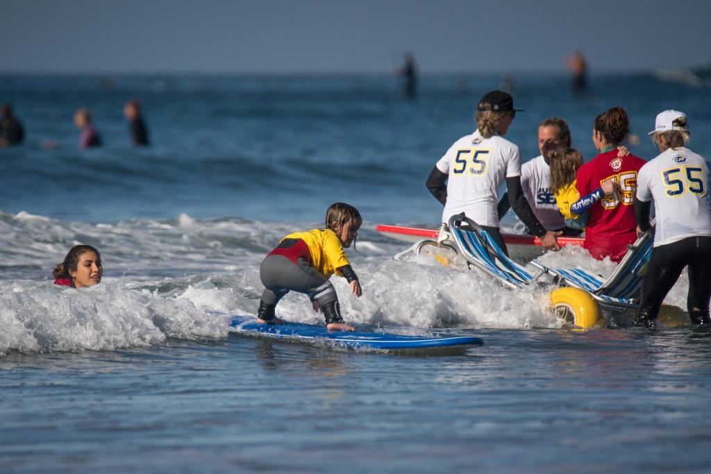 Acerando a las nuevas generaciones a los poderes curativos del oceano. Foto: ISA / Sean Evans