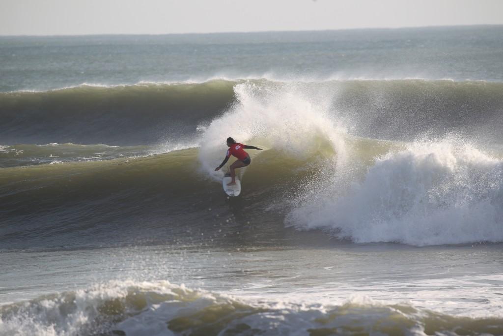 Kisakihama Beach in Miyazaki, Japan will receive the world's best National Surfing Teams. Photo: NSA