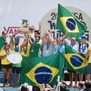 Thumbnail Brazil Wins Historic Team Gold at 2019 ISA World Surfing Games presented by Vans