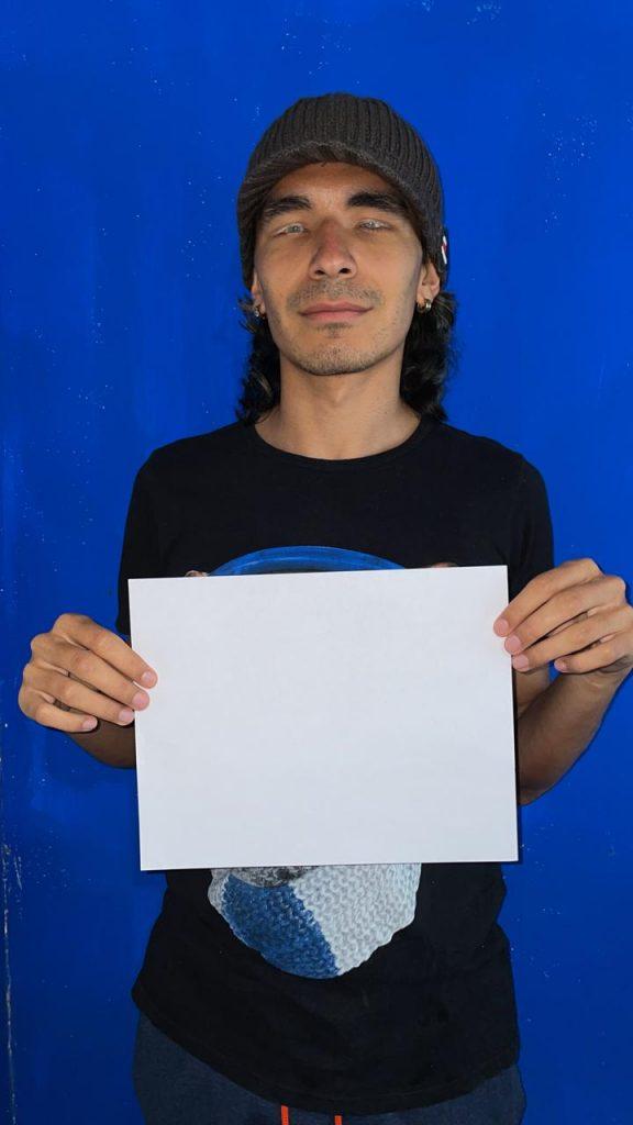 ISA Para Surfing Bronze Medalist Henry Martinez of Costa Rica.